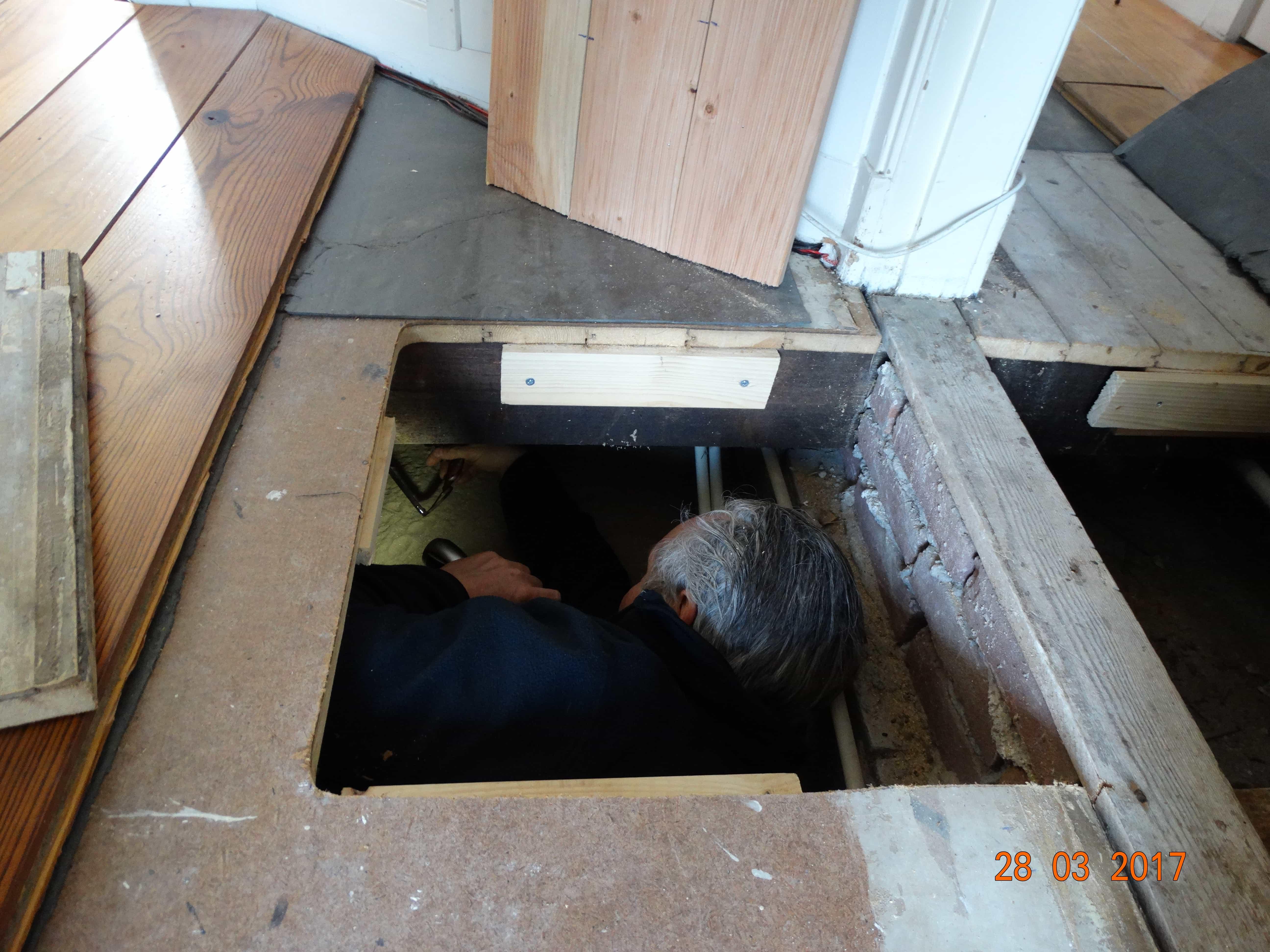 bouwkundige inspectie Aerdenhout